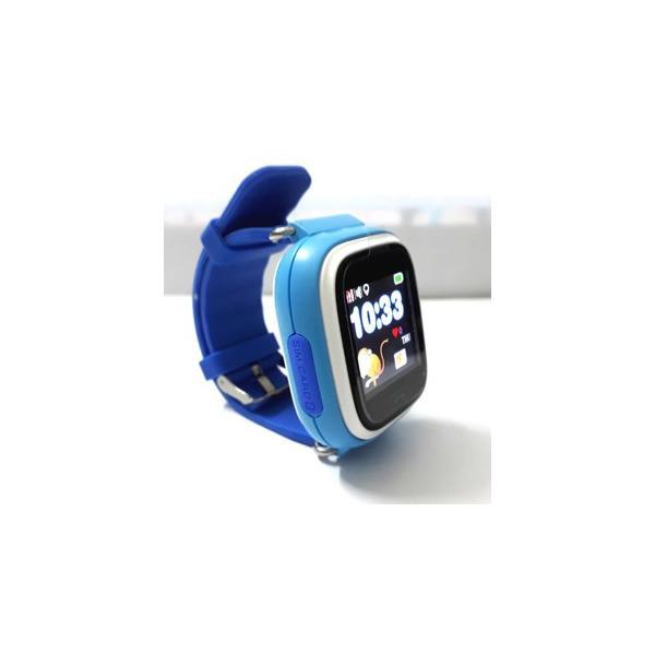 Đồng hồ định vị GPS Wonlex GW100 (Xanh) - Hàng Chính Hãng