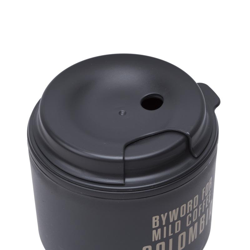 Combo bộ 02 Ly cốc có nắp tiện lợi, giữ nhiệt nóng lạnh đều được 320ml, chất liệu nhựa PP