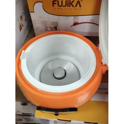 Nồi Cơm Điện 0.6L FUJIKA Nắp Gài Tiết Kiệm Điện Cho 1-2 Người Ăn (Giao Màu Ngẫu Nhiên)-Hàng Nhập Khẩu