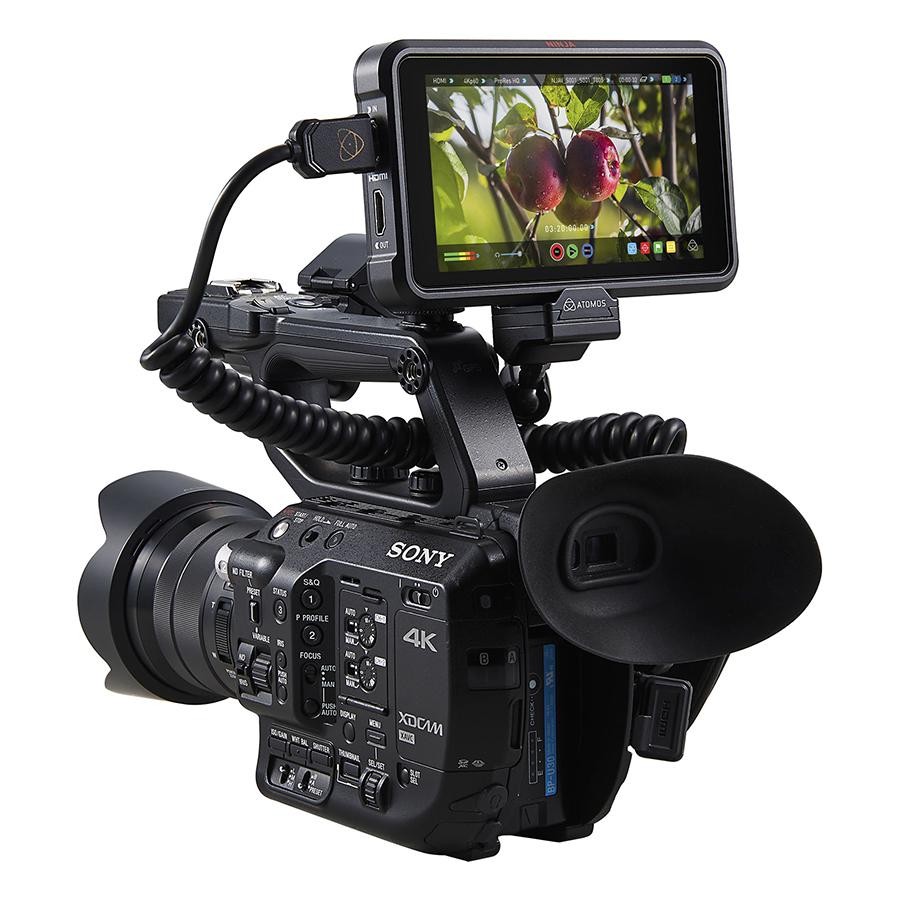 Bộ ghi hình 4K 5'' Atomos Ninja V - Hàng Chính Hãng