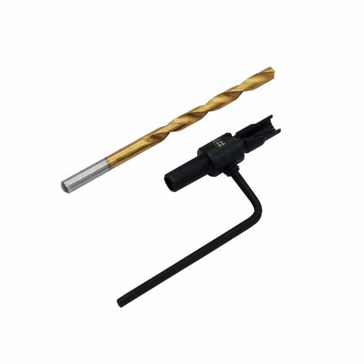 Bộ 5 mũi khoan gỗ chỉnh cữ bắt âm mũi vít