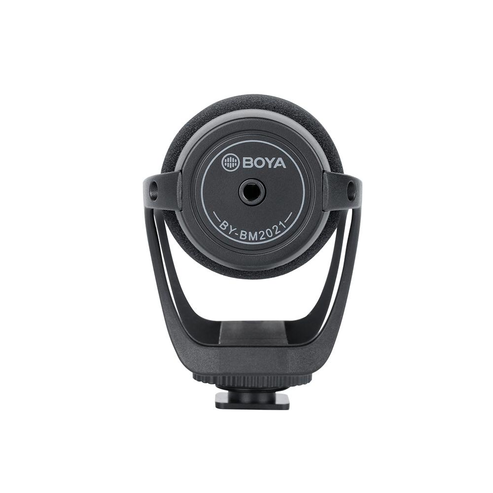 Micro Thu Âm Kỹ Thuật Số Boya BY-2021 Dùng Cho Smartphone PC và DSLR Camera - Hàng Chính Hãng