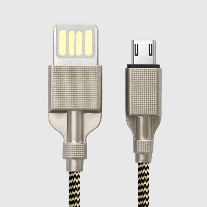 Cáp sạc nhanh R5 (Micro USB) sạc nhanh 2A MAX, dây sạc được làm từ chất liệu ABS, TPE siêu bền, dành cho Samsung, Huawei, Xiaomi, Oppo, Sony, X20  - Giao màu ngẫu nhiên