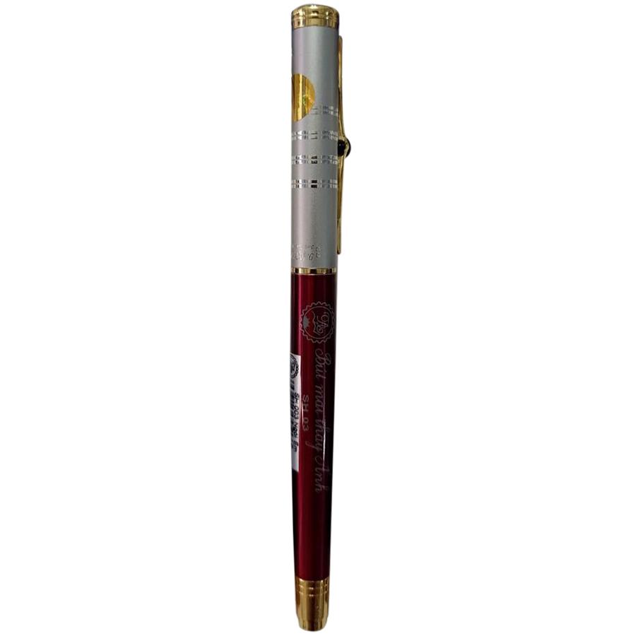 Bút Máy Thầy Ánh SH-003 (Ngòi êm) - Giao màu ngẫu nhiên
