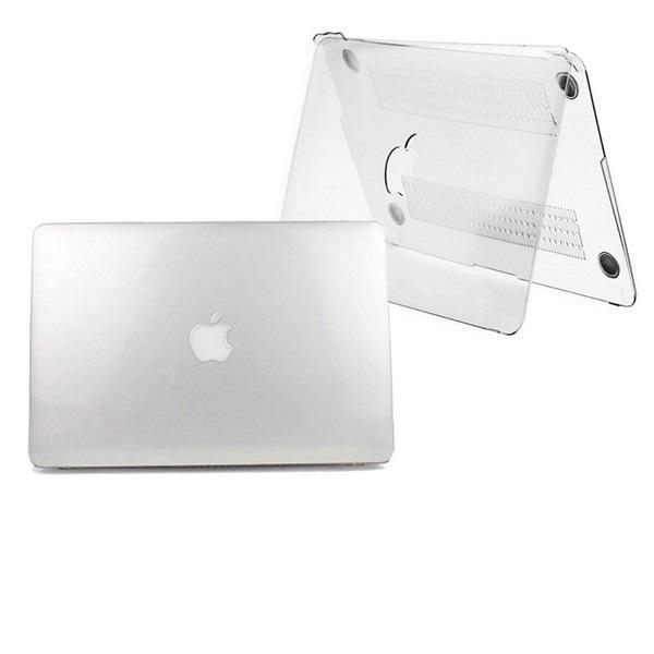 Ốp lưng bảo vệ cho Macbook màu Trắng/Trong suốt đủ dòng