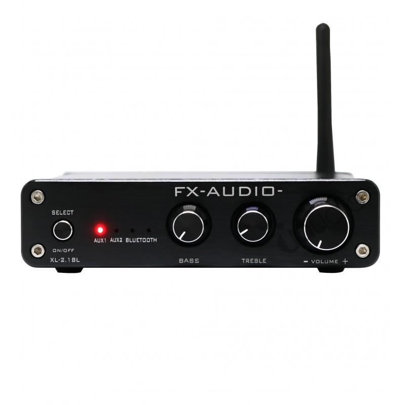 Bộ Amplifier Bluetooth 4.0  FX-Audio XL-2.1BL Cao Cấp - Hàng Chính Hãng