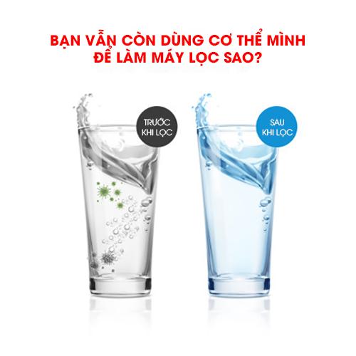 Máy Lọc Nước Tại Vòi Joyoung Khử Mùi Khử Màu Loại Bỏ Tạp Chất Dễ Lắp Ráp (Mẫu Ngẫu Nhiên) - Hàng Chính Hãng