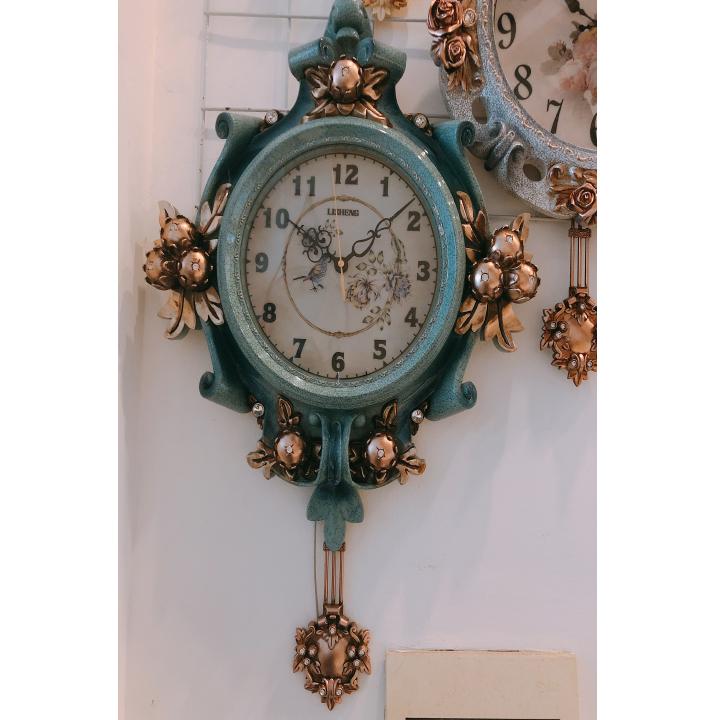 Đồng hồ treo tường 124