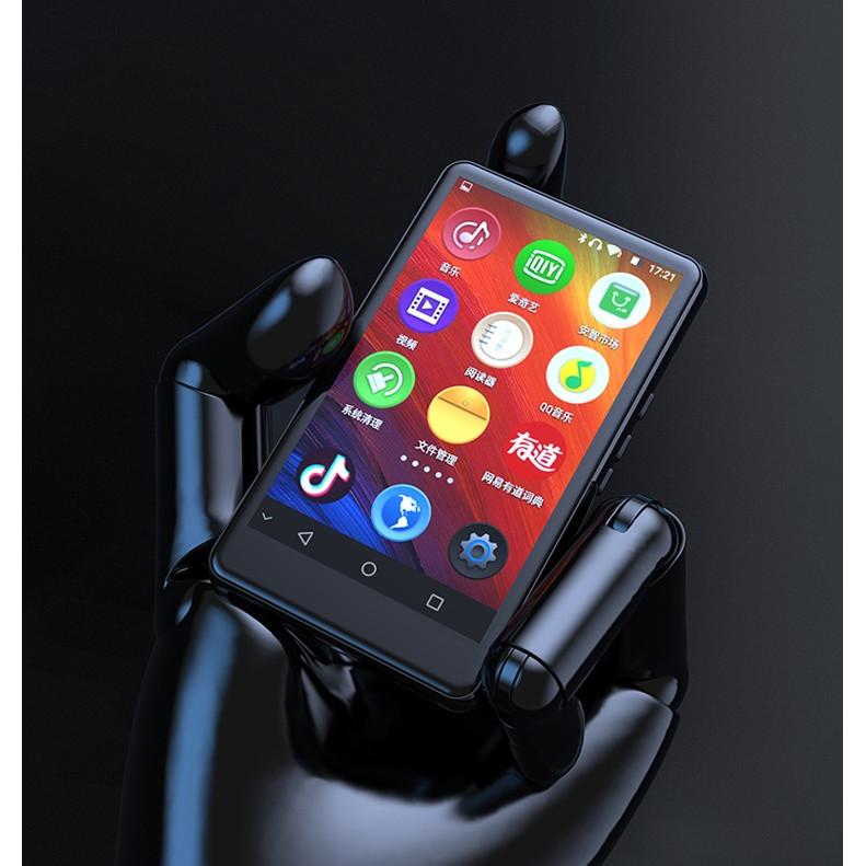 Máy Nghe Nhạc Android MP4 Màn Hình Cảm Ứng 4.0 Inch Kết Nối Bluetooth WiFi Ruizu H6 Bộ Nhớ Trong 8GB - Hàng Chính Hãng