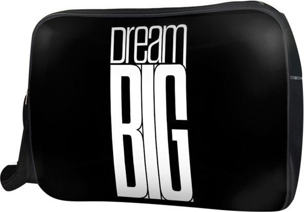 Túi Đeo Chéo Hộp Unisex Dream Big - TCTE085 34 x 9 x 25 cm