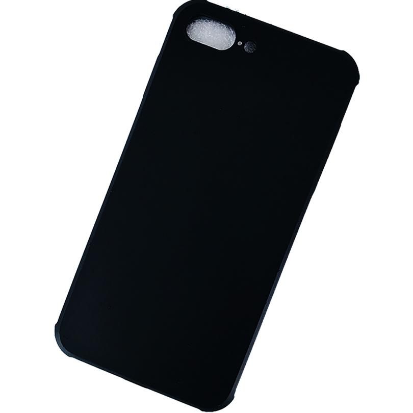 Ốp lưng chống sốc cho iPhone 7Plus8Plus - Màu Đen - Hàng Chính Hãng