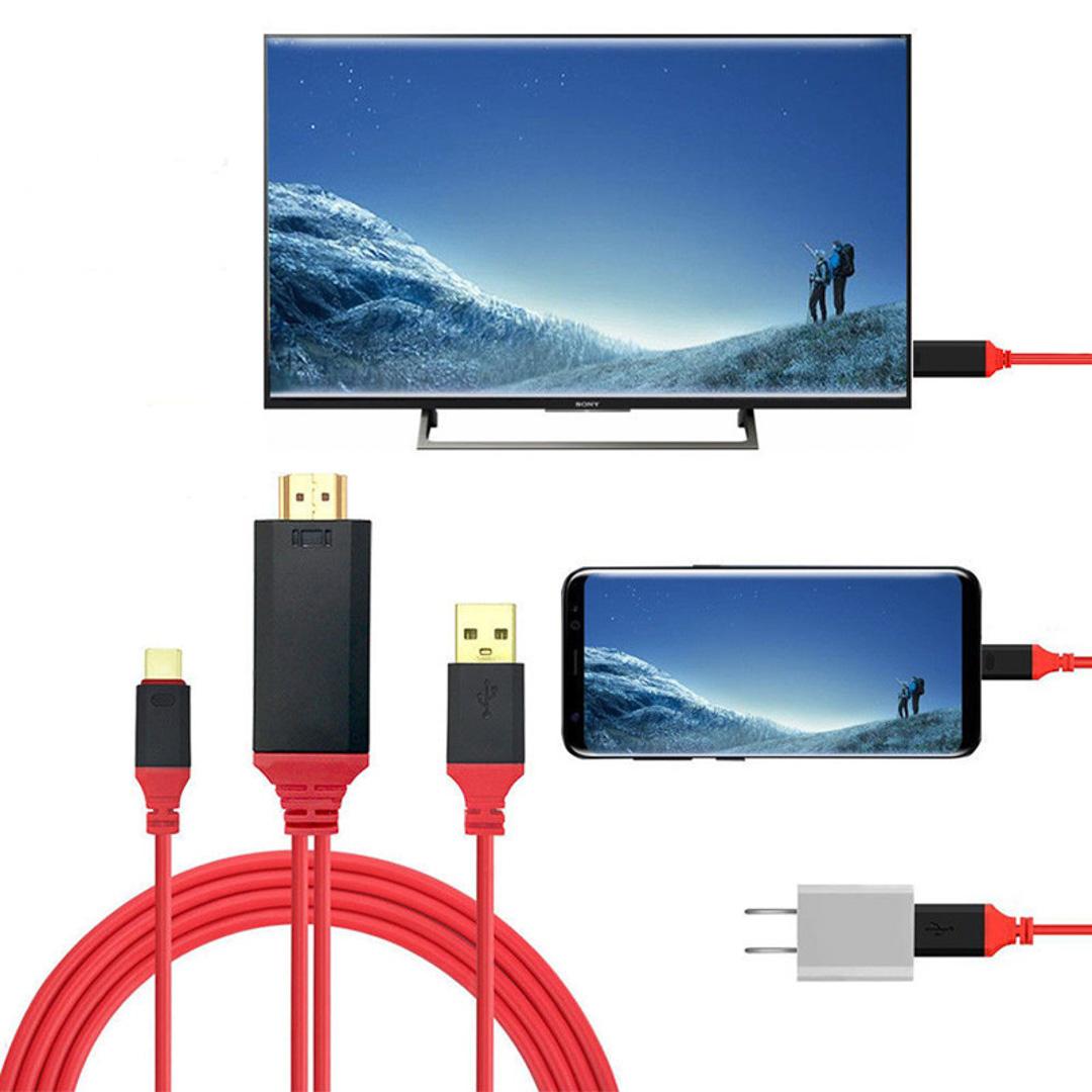 Cáp chuyển đổi USB type C và USB 3.1 sang HDMI