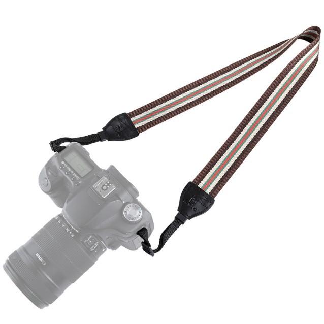 Dây đeo máy ảnh DSLR phong cách Retro