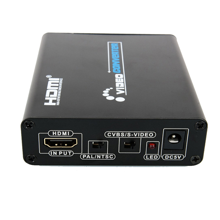 Bộ chuyển đổi  HDMI sang AV Audio S-video