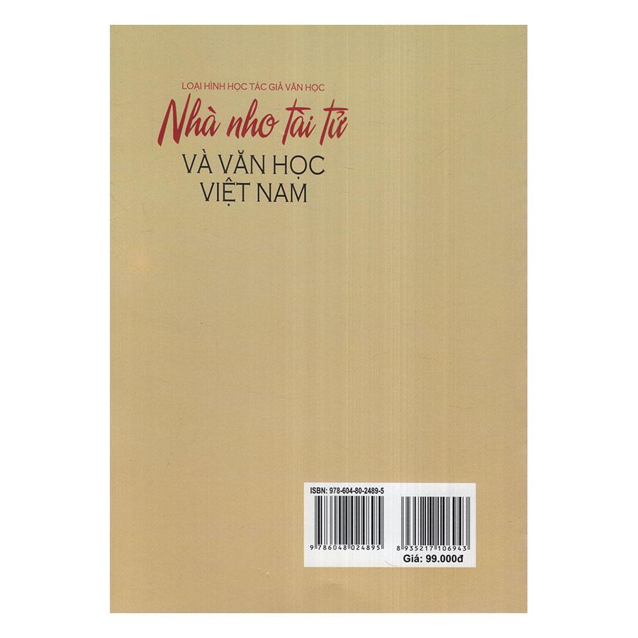 Nhà Nho Tài Tử Và Văn Học Việt Nam