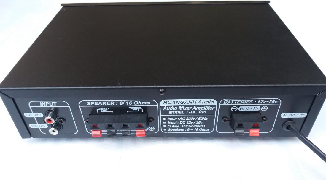 Ampli oriole mini PA1-Hàng chính hãng