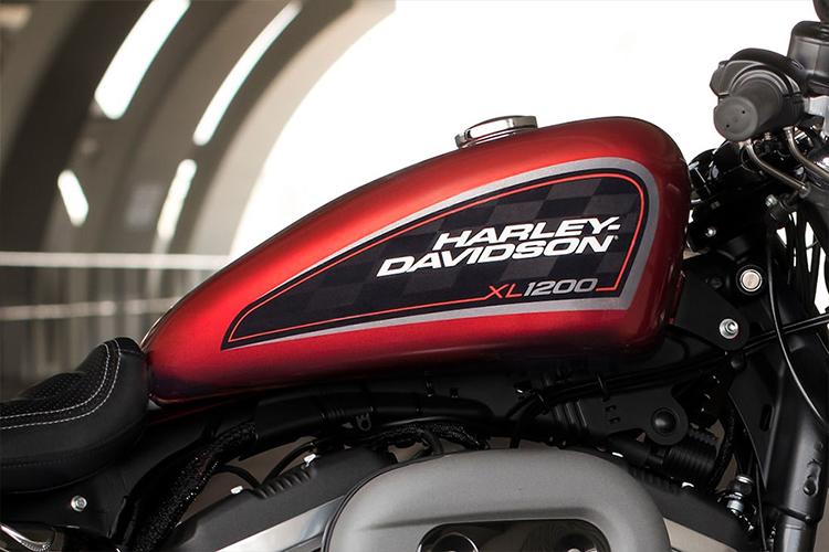 Xe Mô Tô Harley Davidson ROADSTER - 2019
