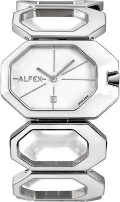 Đồng Hồ Nữ Dây Đá Ceramic Alfex 5708/864 (40x27mm)