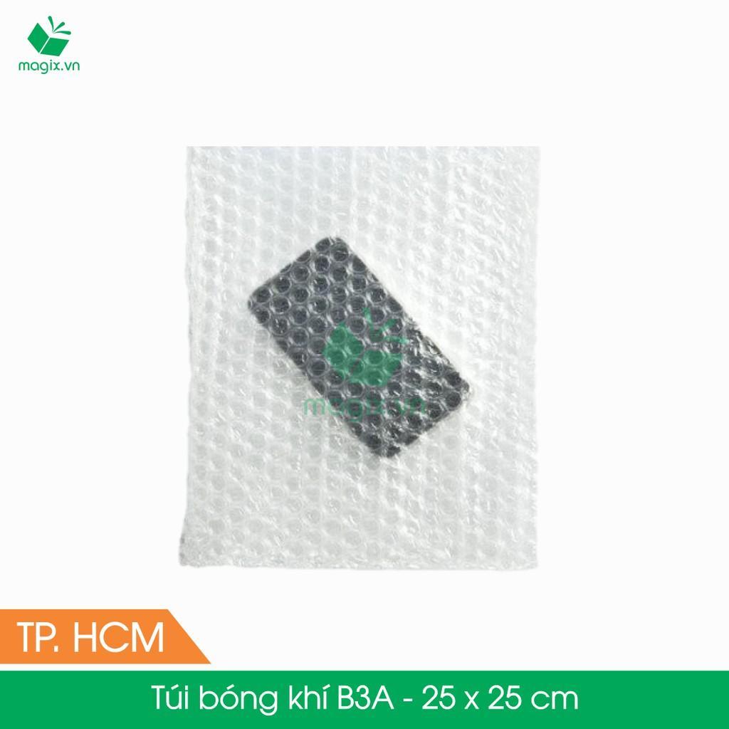 B3B - 40x30 cm - 50 Túi bong bóng khí - túi màng xốp hơi - gói hàng đóng hàng