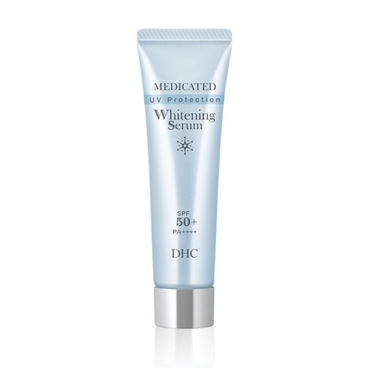 Serum Chống Nắng Làm Trắng DHC UV Protection Whitening Serum 50+ 30g
