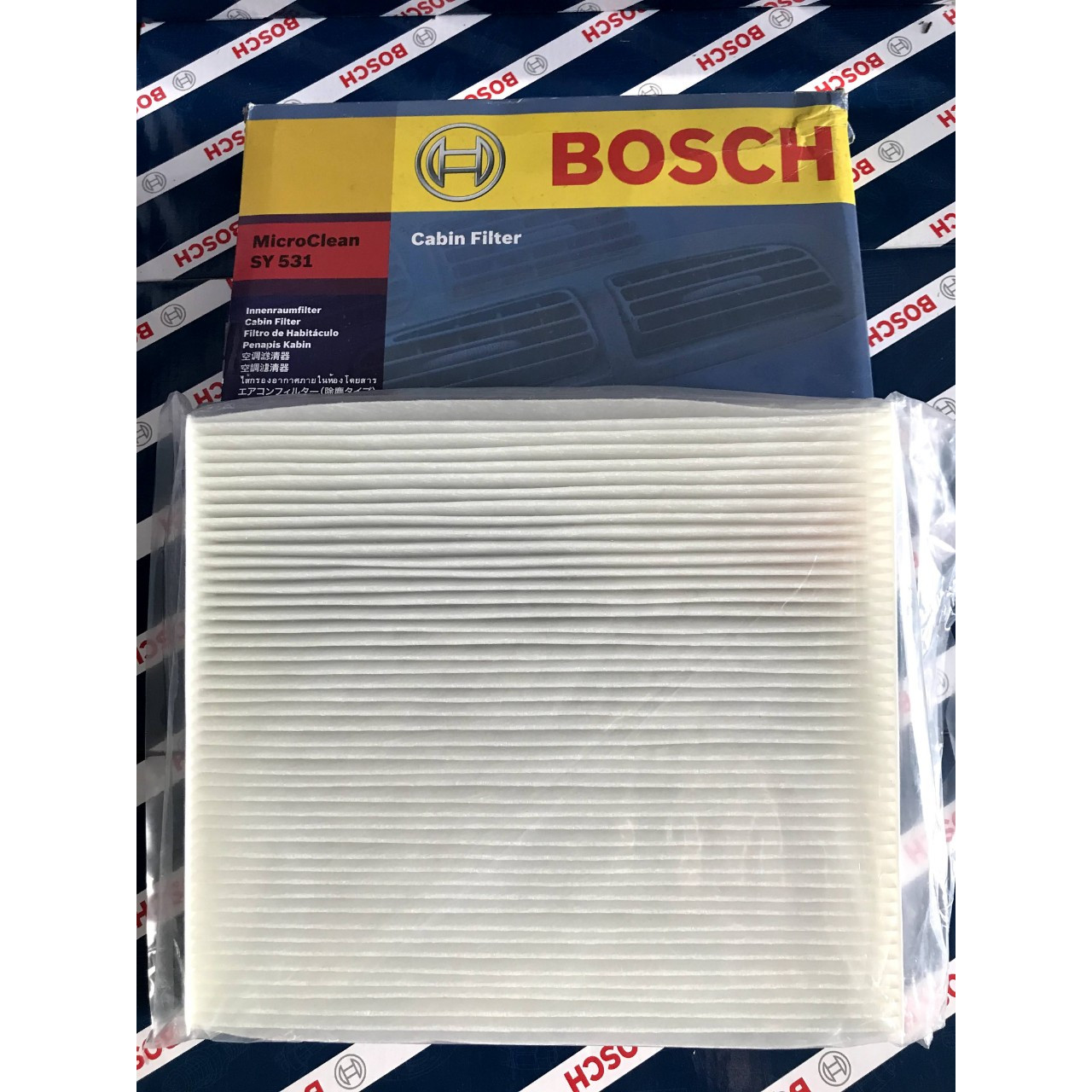 Lọc Điều Hòa Bosch SY531 - Hyundai Sonata 02~10