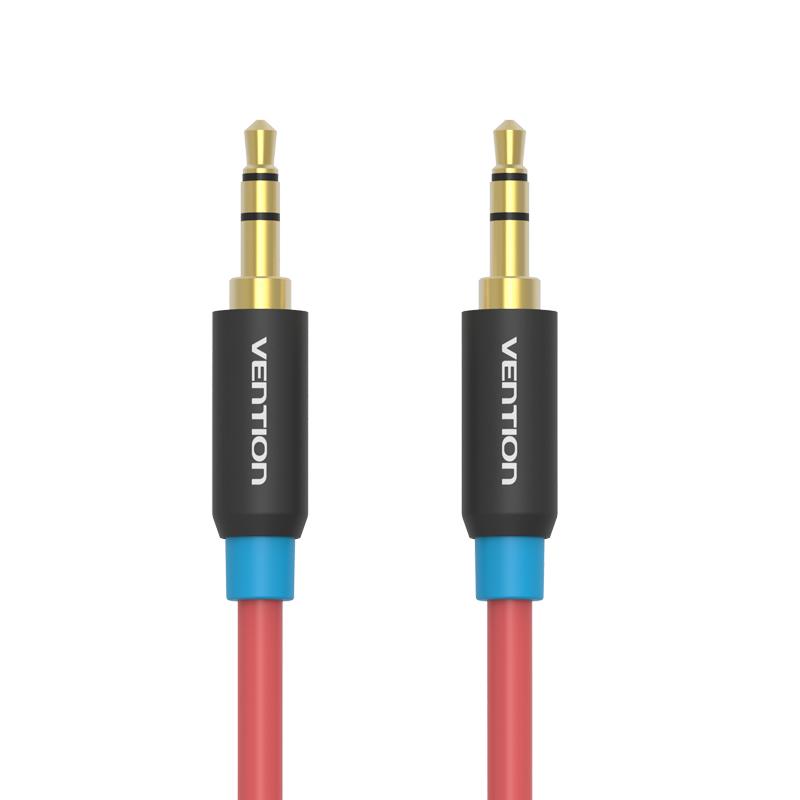Cáp Audio 3.5mm hàng chính hãng Vention P450AC (8m-25m)