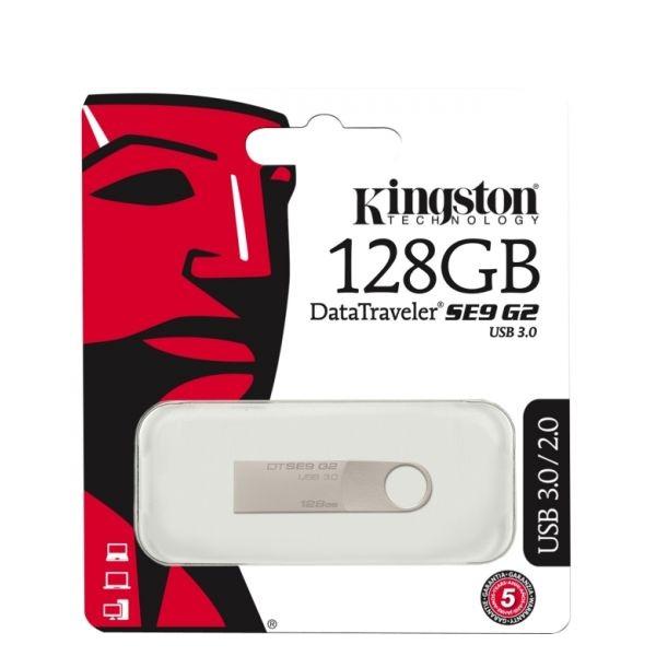 USB Kingston DTSE9G2 128GB - USB 3.0