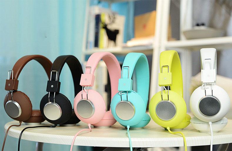 Tai nghe chụp tai headphone AK102