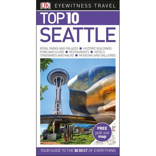 DK Eyewitness Top 10 Seattle