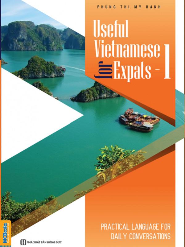 Combo Trọn Bộ 3 Cuốn Useful Vietnamese For Expats ( tặng kèm bookmark )