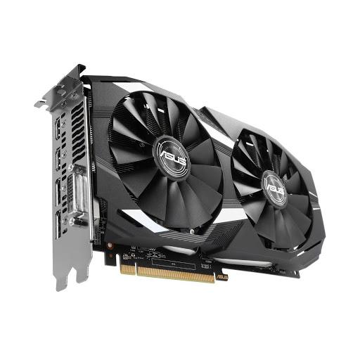 Card màn hình ASUS Radeon RX 580 8GB GDDR5 DUAL OC - Hàng nhập khẩu