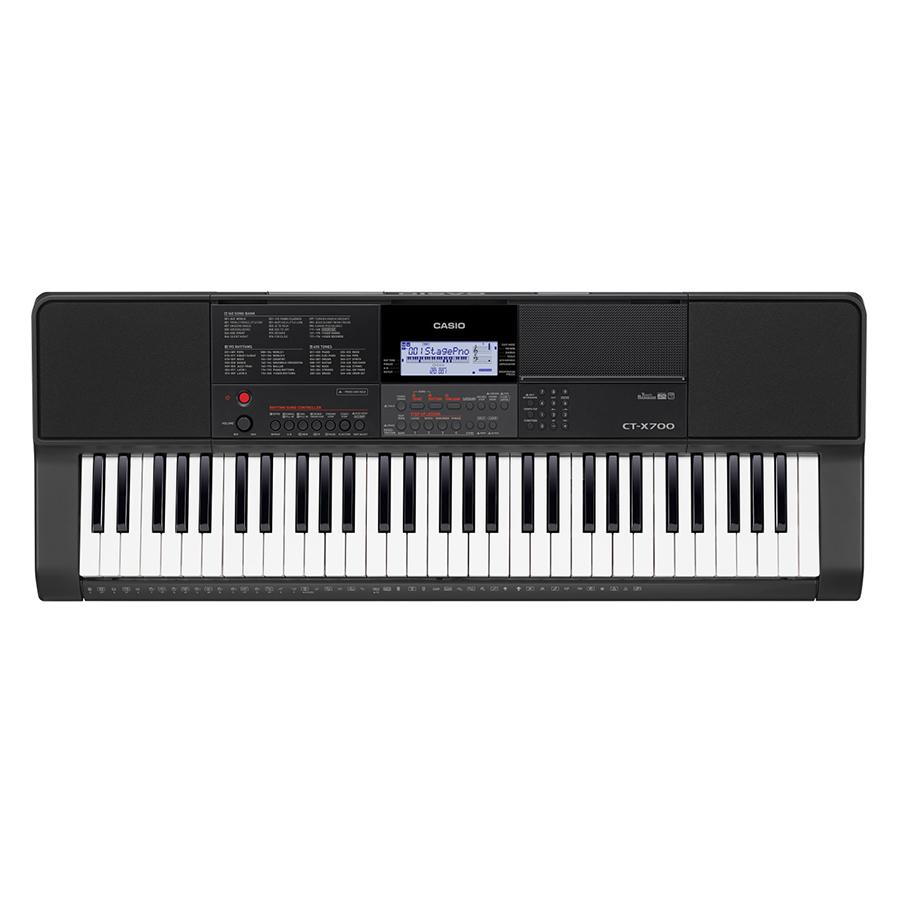 Bộ Đàn Organ Casio CT-X700 Kèm Bao