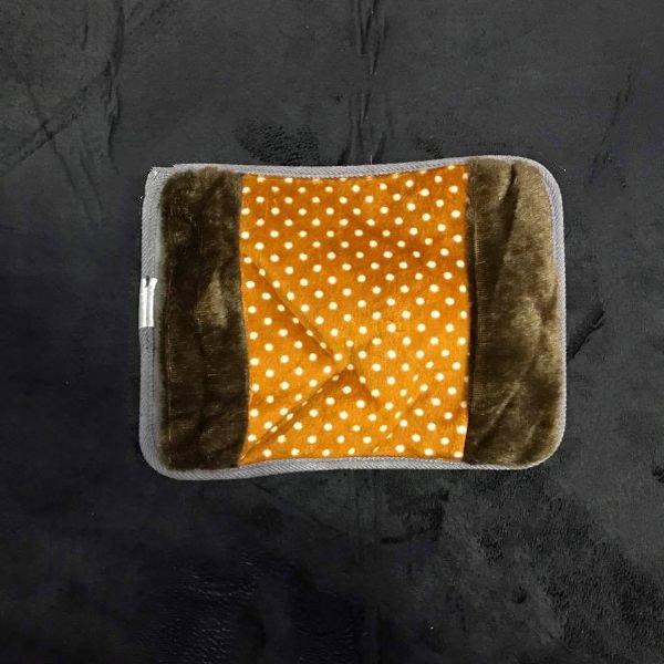 Túi Sưởi Ấm Tay Họa Tiết Dễ Thương Đa Năng (1 Sản Phẩm)- Dùng Điện  - Màu Vàng - Mẫu TST0215
