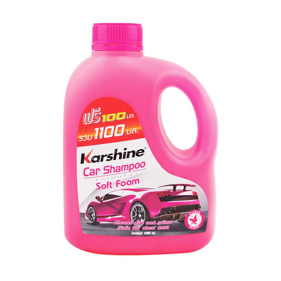 Xà bông rửa xe đậm đặc Karshine KA-RX1100 1100ml