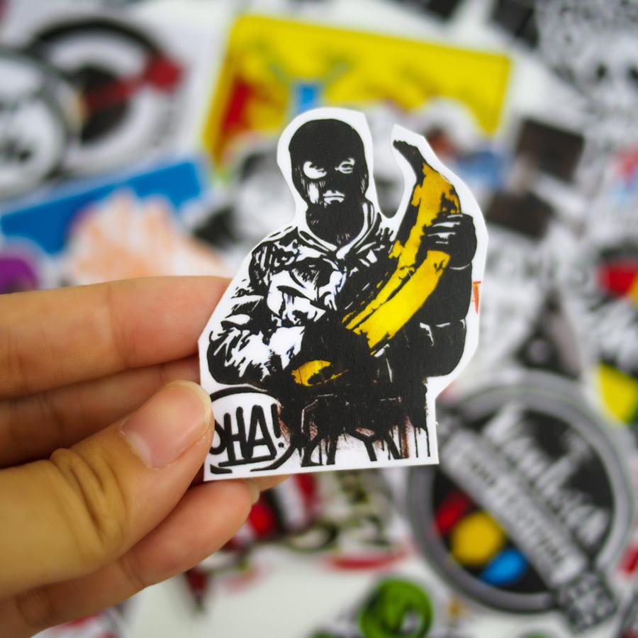 Set 100 Sticker - Streetstyle
