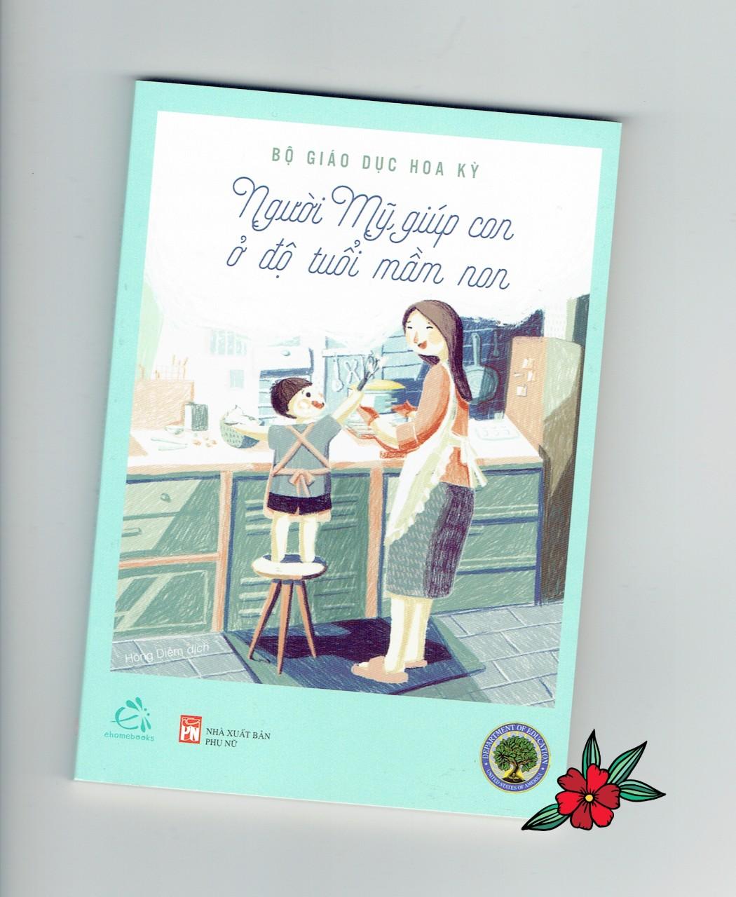 Combo Ehon Nhật Bản Bộ 7 Cuốn (0-6 Tuổi) - Ehon Nhật Bản Tuổi mầm non (Tái bản 2019) + Tặng kèm Sách Người Mỹ giúp con ở độ tuổi mầm non