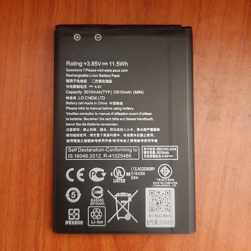 Pin dành cho điện thoại Asus Zenfone Go TV 5.5