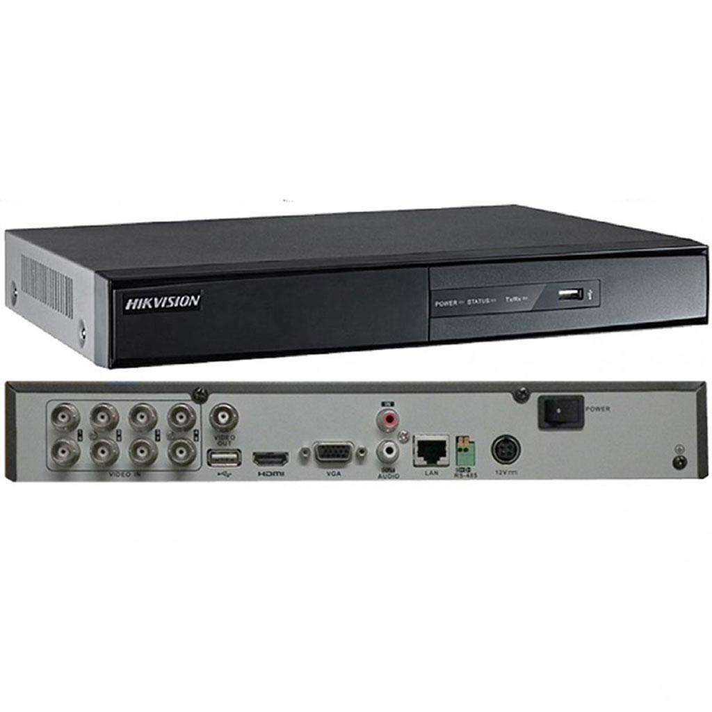 Bộ Camera Quan Sát HIKVISION 8 Kênh 2.0MP FHD 1080P - Trọn bộ 8 mắt 2.0MPX - Đủ Phụ Kiện Lắp Đặt ( HDD 2TB ) - Hàng Chính hãng