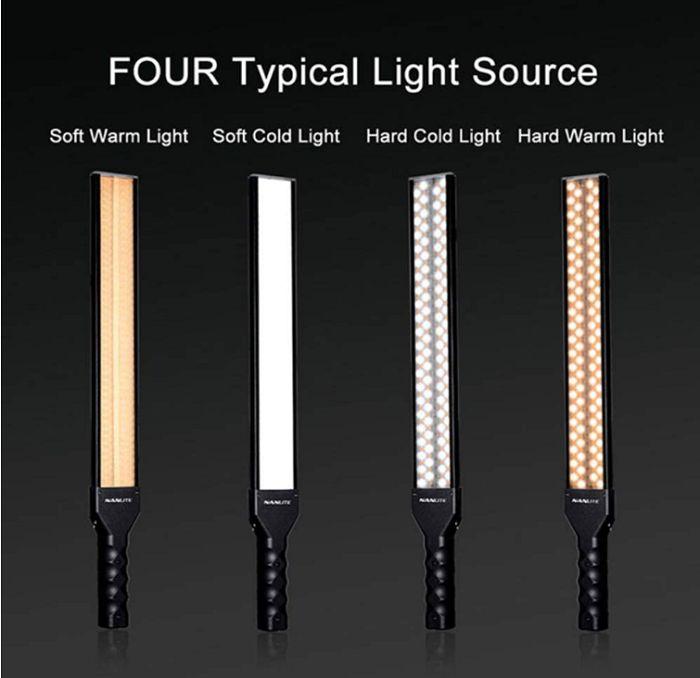 Đèn LED Nanlite MixWand 18 II RGB hàng chính hãng.