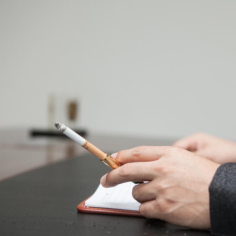 Tẩu lọc thuốc lá bằng kim loại ZB-321