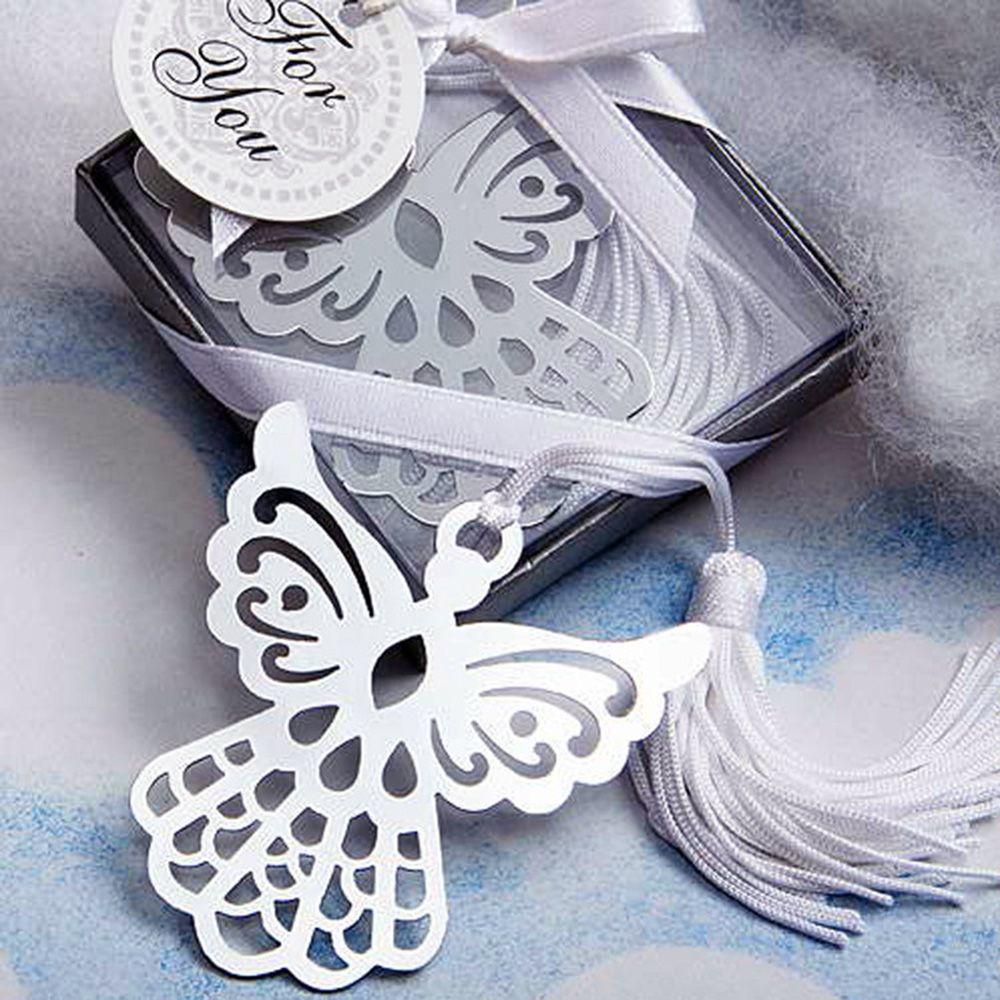 Bookmark Đánh Dấu Sách Kim Loại Kèm Dây Tua - Thần Hộ Mệnh