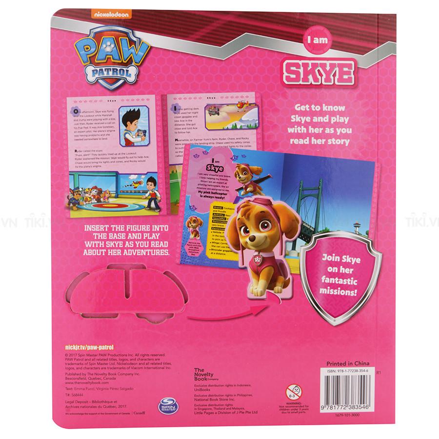 Nickelodeon Paw Patrol: I Am Skye - Chú chó cứu hộ