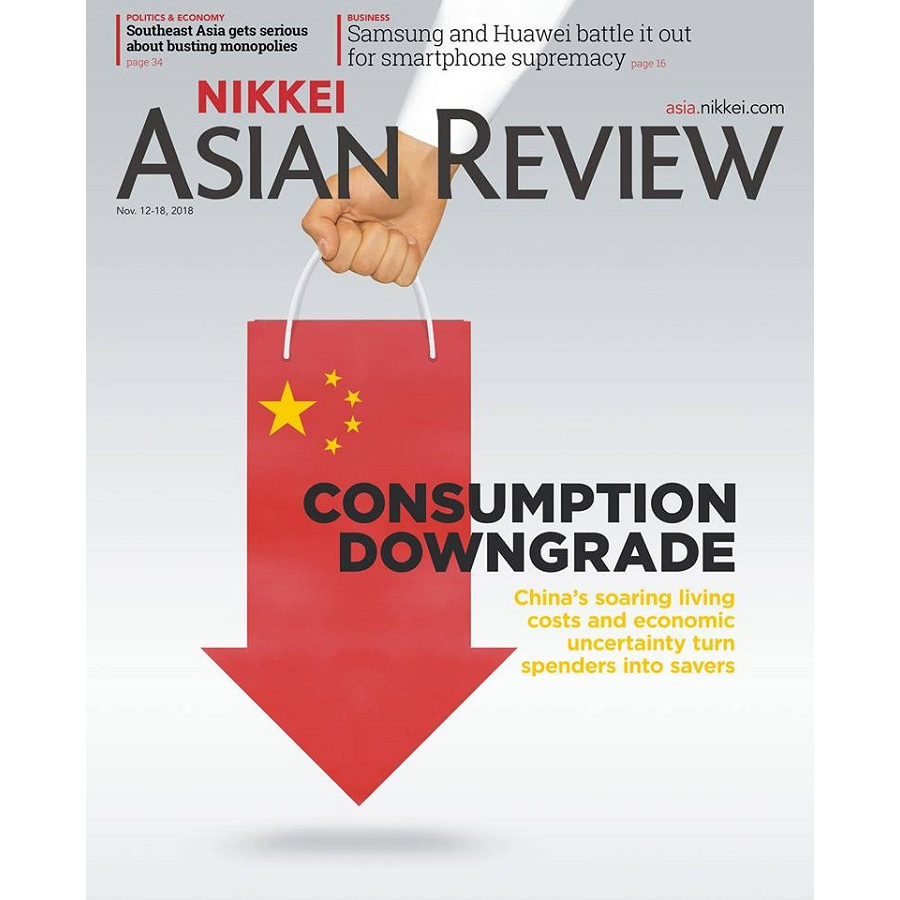 Nikkei Asian Review: Consumption Downgrade - 44