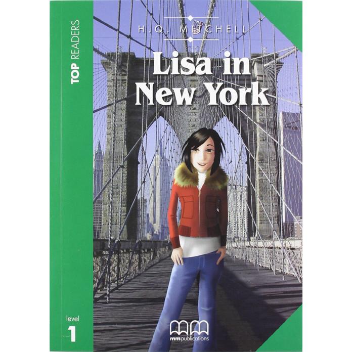 MM Publications: Truyện luyện đọc tiếng Anh theo trình độ - Lisa in New York (Student's Pack + CD)