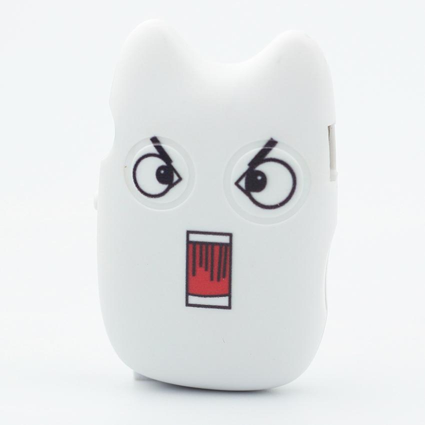 Máy nghe nhạc mp3 dễ thương, khuôn mặt cá tính tặng tai nghe và dây sạc