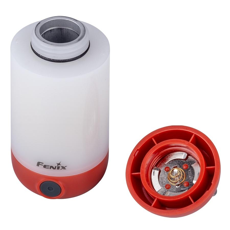 Đèn pin Fenix - CL26R - 400 lumens (Màu đỏ)