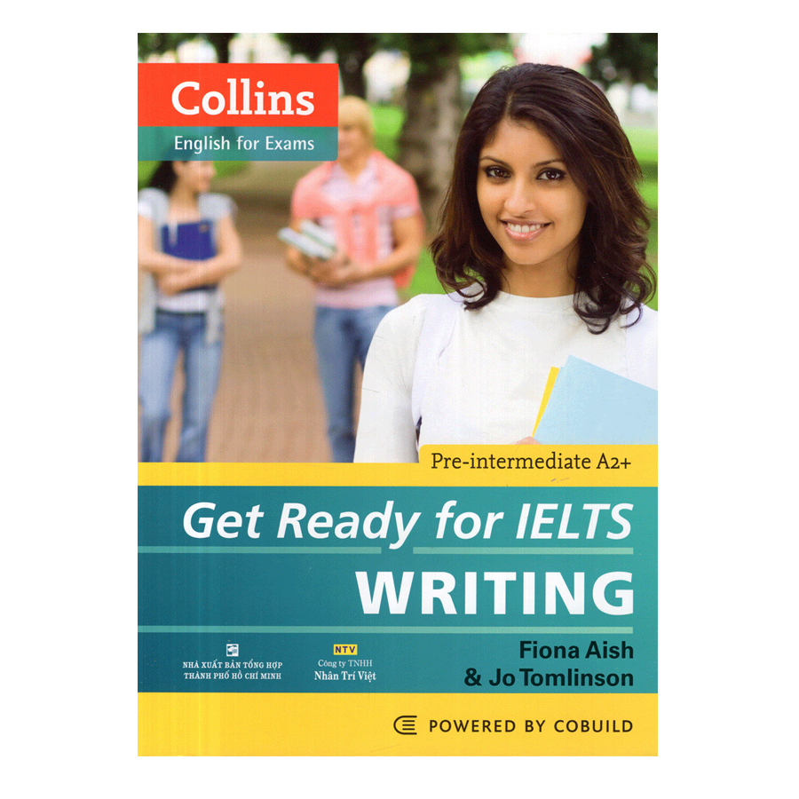 Collins - Get Ready For IELTS - Writing