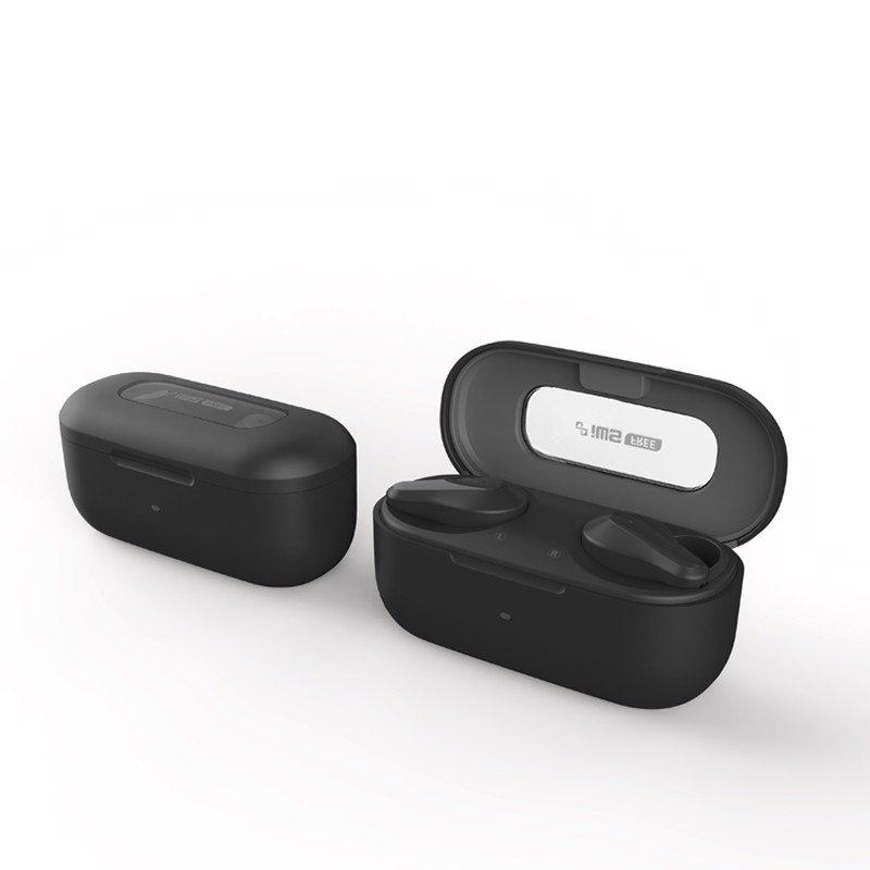 Tai Nghe True Wireless Partron PWE 200 – Bluetooth 5.0, Nghe nhạc 6h, Dual Mic đàm thoại cực tốt, Kết nối 2 thiết bị cùng lúc, Sạc không dây cho Case - Hàng Chính Hãng