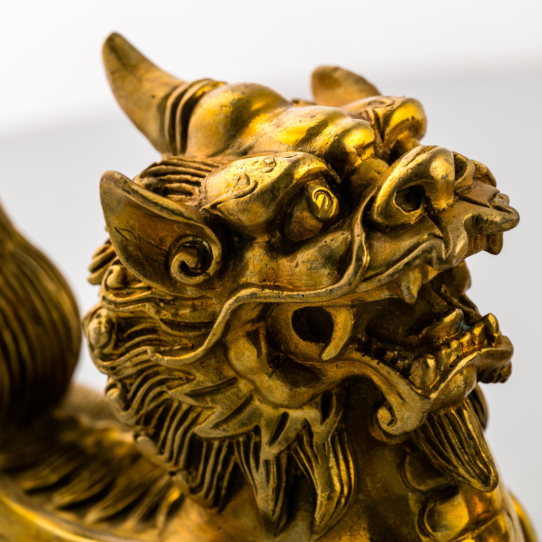 Tỳ Hưu Đồng Chiêu Tài Lộc Trừ Sát ( Loại 11cm)