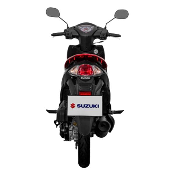 Xe Máy Suzuki Address 110 - Đen Mờ